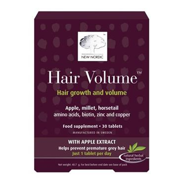 New Nordic Hair Volume Tablets 30s