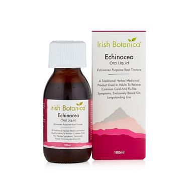 Irish Botanica Echinacea 100ml