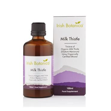 Irish Botanica Milk Thistle 100ml