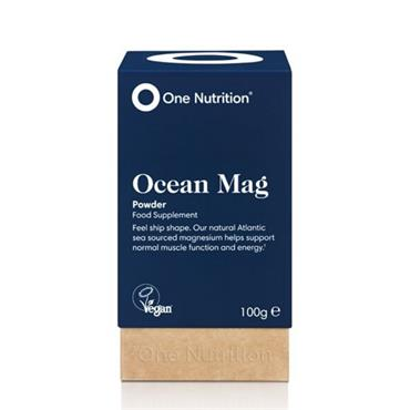 One Nutrition Ocean Mag 100G PWD