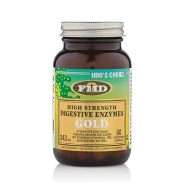 Digestive Enzymes Gold 60s
