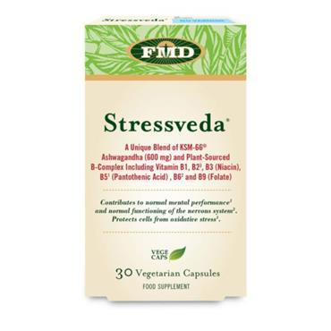 Flora Stressveda 30s