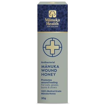 Manuka Health Manuka Wound Gel 30g