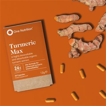 One Nutrition Turmeric Max 30s