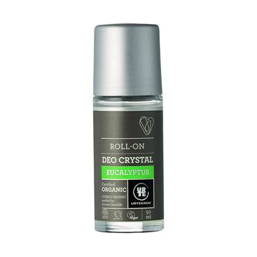 Urtekram Eucalyptus Crystal Deodorant Roll-On 50ml