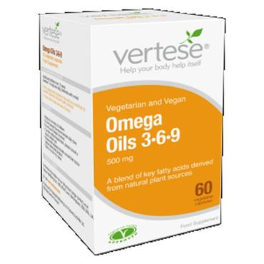 Vertese Omega 3.6.9 Oil 60 vegetable capsules