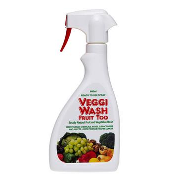 Veggi Wash Fruit Too Spray 600ml