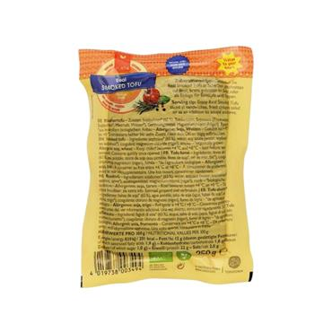 Viana Organic Smoked Tofu 250g