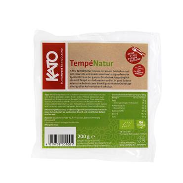 Kato Organic Tempeh 200g