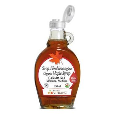 Vifranc Maple Syrup 190ml