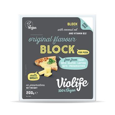 Violife Pizza Cheese Original 200g