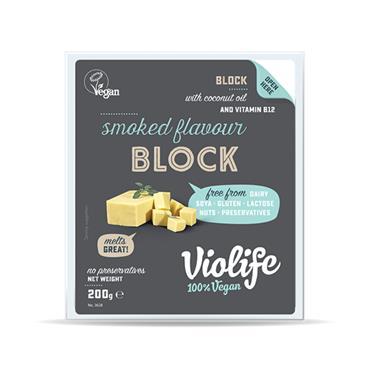 Violife Block Smoked Flavour 200g
