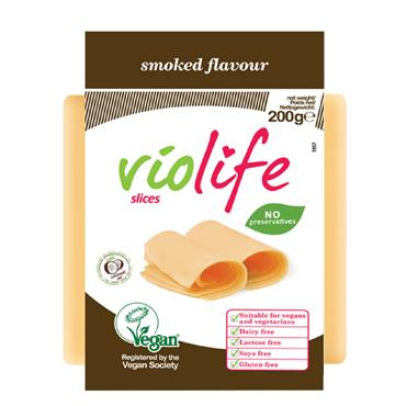 Violife Slices Smoked Flavour 200g