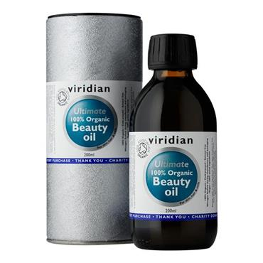 Viridian Organic Ultimate Beauty Oil 200ml