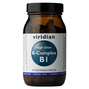 Viridian High One B-Complex 90 capsules