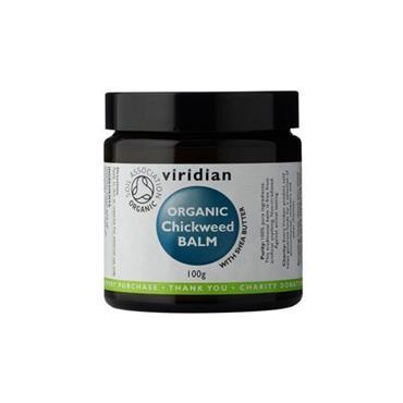 Organic Chickweed Balm 100g