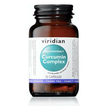 Viridian Curcumin Complex 30s