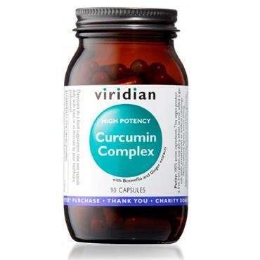 Viridian Curcumin Complex 90s