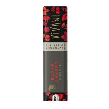 Vivani Organic Black Cherry 35g