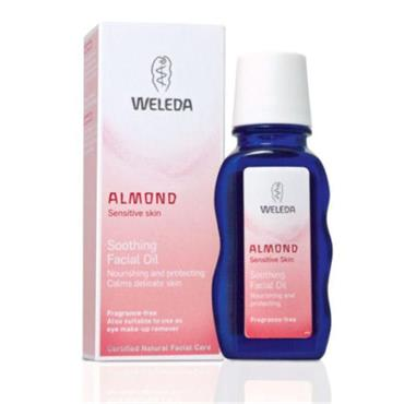 Weleda Almond Facial Oil 50ml