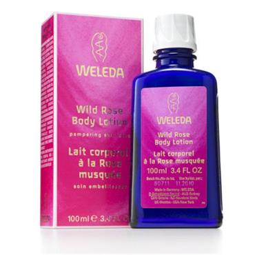 Weleda Wild Rose Body Lotion 200ml