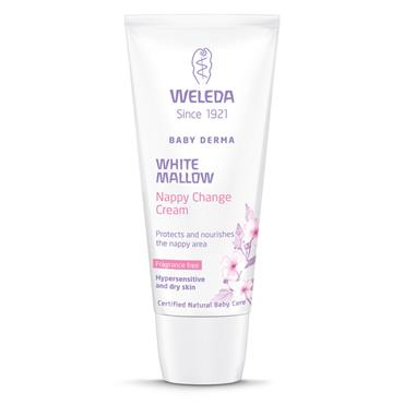 Weleda Baby White Mallow Nappy Change Cream 50ml