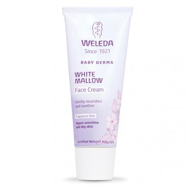 Weleda Baby White Mallow Face Cream 50ml