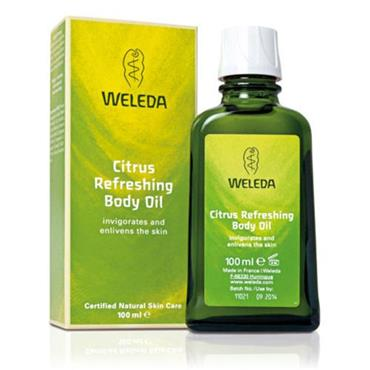 Weleda Citrus Refreshing Body Oil 100ml