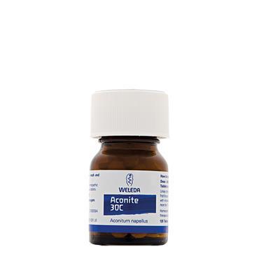 Aconite 30c 125 Tablet