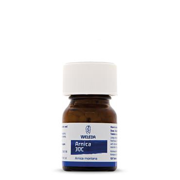 Weleda Arnica 30c 125 Tablets