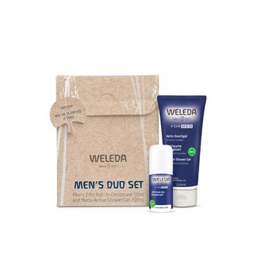 Weleda Mens Duo Set