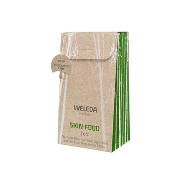 Weleda Skin Food Body Trio