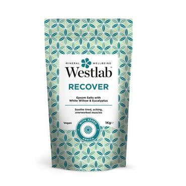 Westlab Recover Bath Salts 1Kg