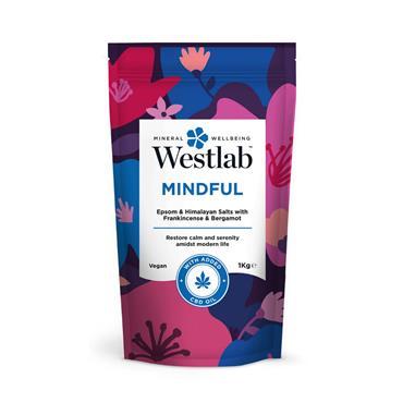 Westlab Mindful Bath Salts 1Kg
