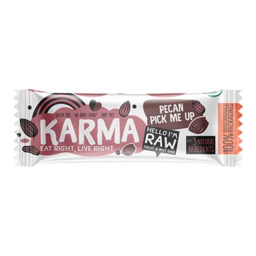 KARMA PECAN RAW BAR 40g