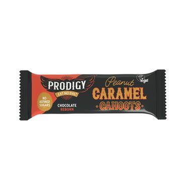Prodigy Gluten Free Peanut Caramel Bar 45g