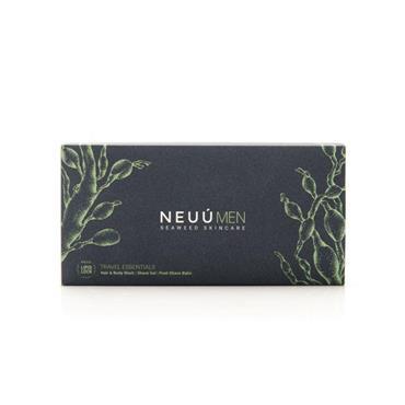 Neuu Mens Essential Travel Gift Set