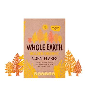 Whole Earth Organic Cornflakes 375G