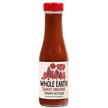 Whole Earth Organic Tomato Ketchup – 340G