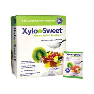 XYLOSWEET SACHETS PACK 100x4g (Xylitol)