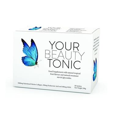 Your Beauty Tonic Food Supplement  30 Sachets