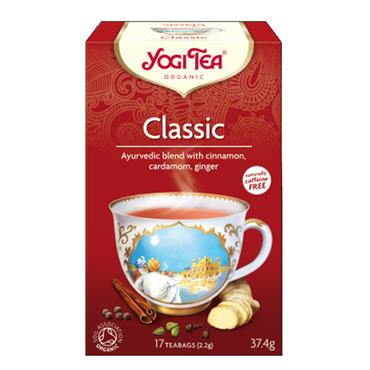 Yogi Classic Indian Spice Tea - 15 Teabags