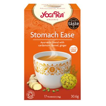 Yogi Tea Organic Stomach Ease Tea - 15 Teabags