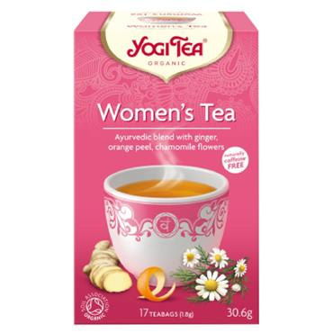 Yogi Tea Organic Women's Teabags