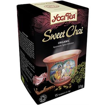 Yogi Tea Organic Sweet Chai Teabags