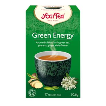 Yogi Tea Organic Green Energy Tea - 15 Teabags