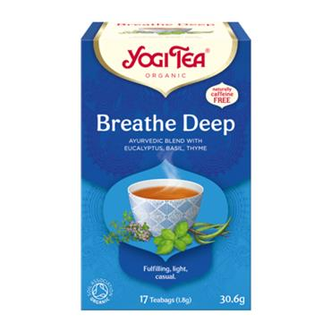 Yogi Tea Organic Breathe Deep Teabags