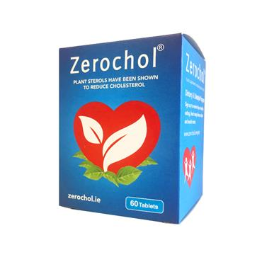 Zerochol 60 Tablets