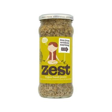Zest Vegan Pesto Sauce 340g