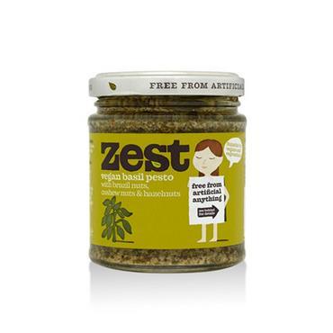 Zest Vegan Pesto Sauce 165g